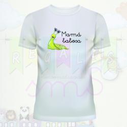 Camiseta mamá babosa