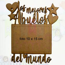 Marco de fotos Abuelos