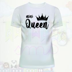 Camiseta mini Queen