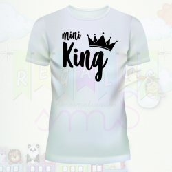 Camiseta king