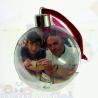 Bolita de Navidad con foto