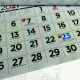Calendario con faldilla personalizados