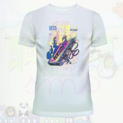 Camisetas cinta musica