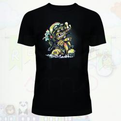 Camiseta vespa 66