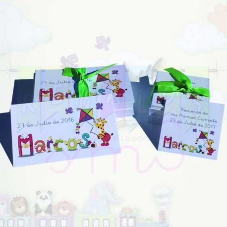 Tarjetas de visita y Tarjetas para evento de tu bebé