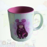 Taza interior de color personalizada