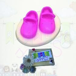 Jabones personalizados zapatos