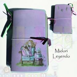 Scrapbooking - Midori