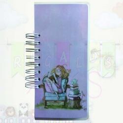 Scrapbooking - Cuaderno de notas
