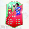 Carta FIFA 2020 personalizada